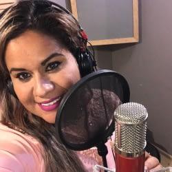 Locutora mexicana Yadira