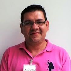Locutor mexicano Miguel A