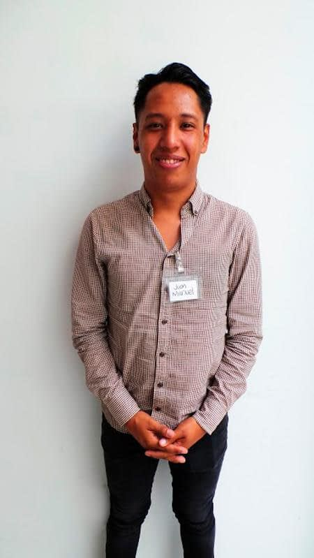 Locutor Mexicano Juan M