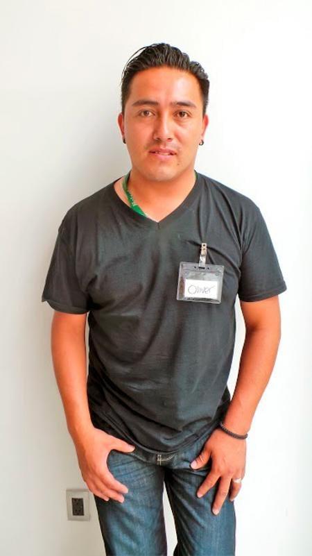 Locutor Mexicano Oliver