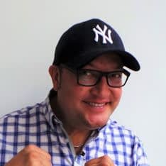 Locutor mexicano Sergio E