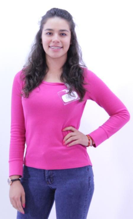 Locutora mexicana Gabriela O