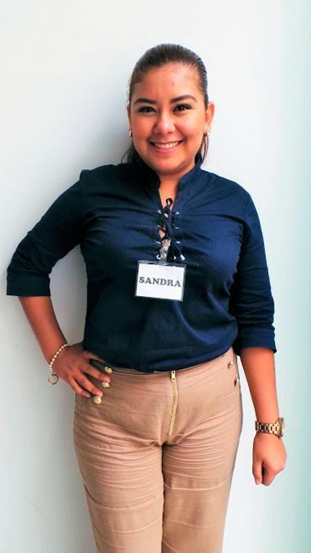 Locutora mexicana Sandra L